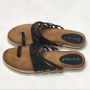Nature Breeze Barclay-01 ring toe sandals size:11